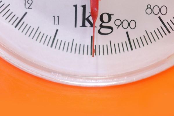 妊娠初期~後期の体重増加
