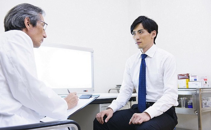 男性妊活の精子検査