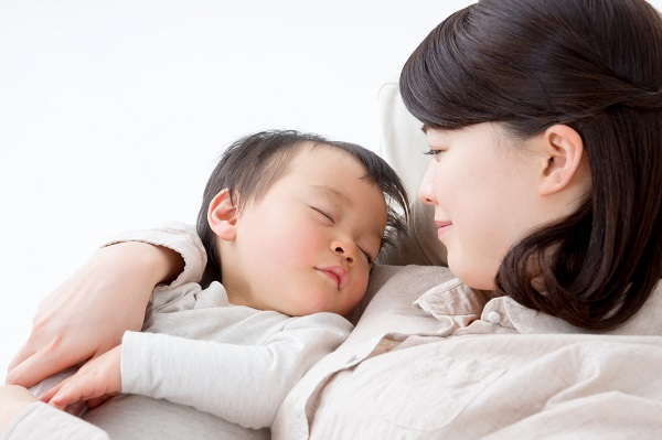 産後抜け毛:生活リズム