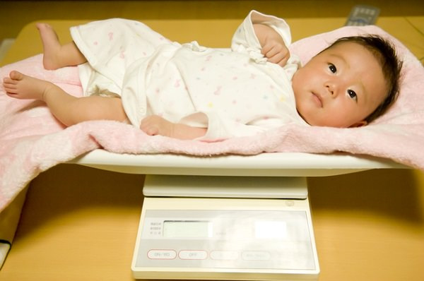 赤ちゃん体重