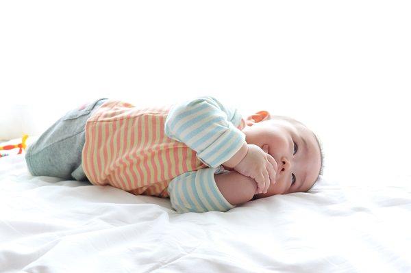 生後5ヶ月の赤ちゃん_体重