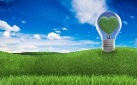 AMOMAは電力自由化をうけ、電気を自然電力に切り替えました。