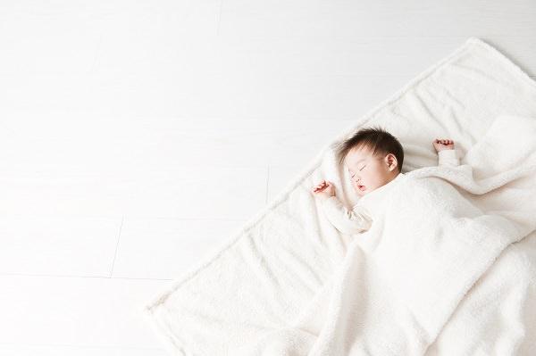 生後5ヶ月の赤ちゃん_睡眠