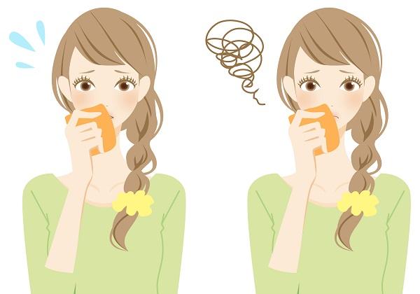 食べづわり低血糖