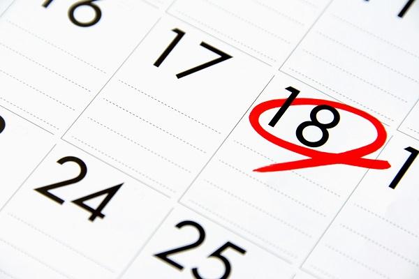 生理日から排卵日予測
