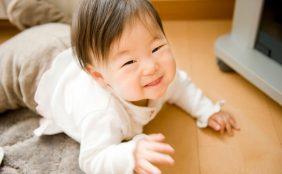 生後9ヶ月の赤ちゃん、離乳食や生活の様子