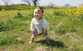 生後11ヶ月の赤ちゃん、離乳食や生活の様子