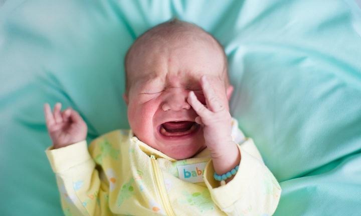 乳児湿疹原因とケア