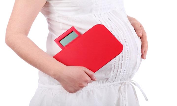 妊婦体重管理