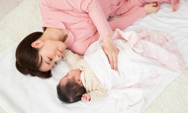 産後の肥立ち