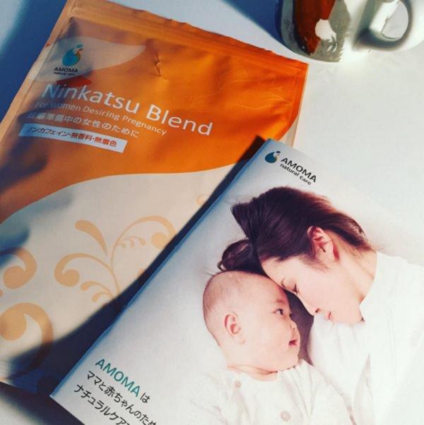 Instagram_妊活ブレンド
