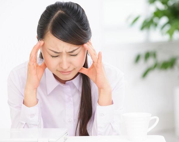 妊婦頭痛ストレス