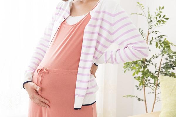 子宮の増大による胃への圧迫