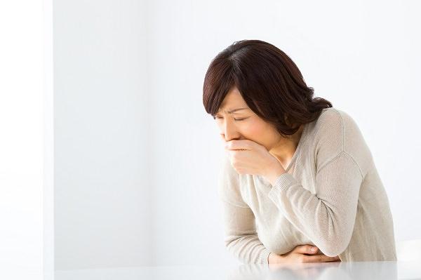 妊娠後期吐き気胃の入口緩み