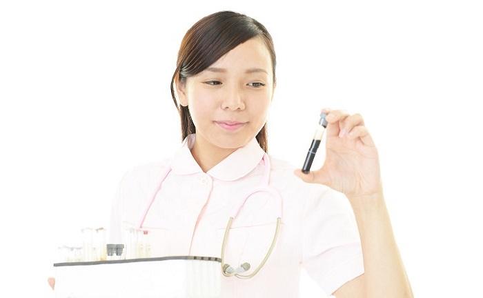 妊娠血液検査