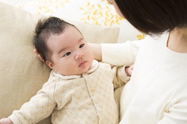 赤ちゃん_枕