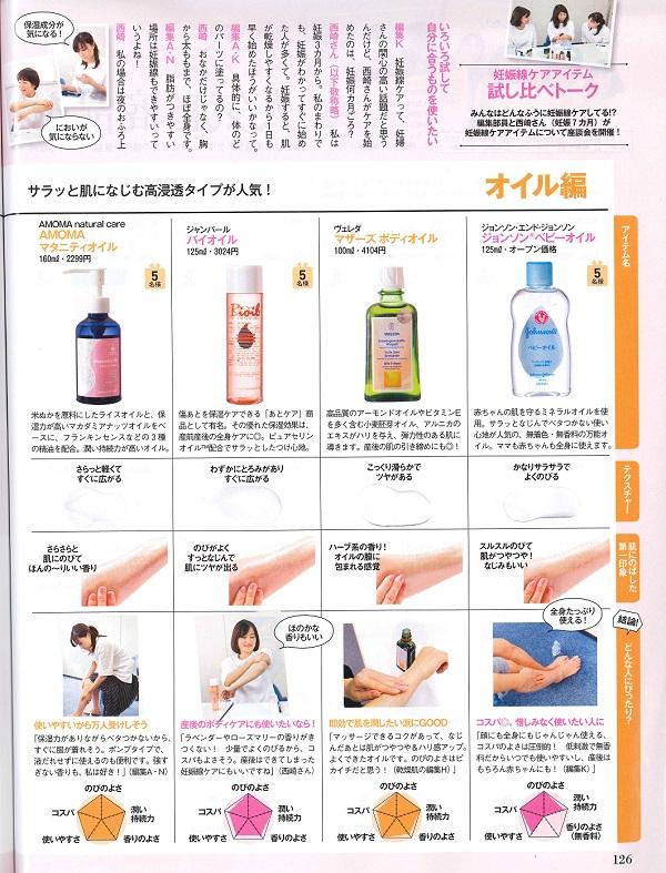 妊娠線ケアクリーム&オイル 人気15商品を編集部ががち比較‼ style=
