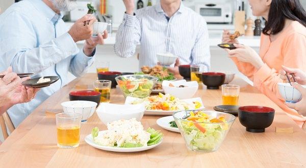 妊婦体重管理食事楽しむ