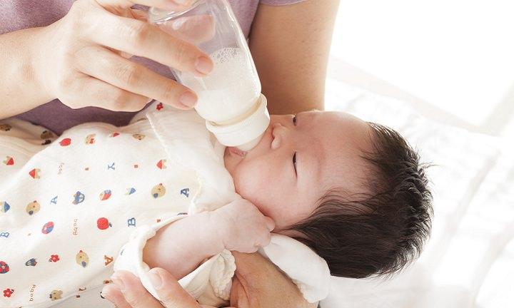 搾乳の仕方