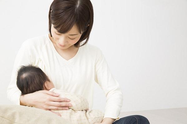 母乳噴水:嘔吐したときの対処