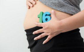 【助産師監修】妊娠16週目(妊娠5ヶ月)のママと赤ちゃんの様子