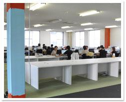 オフィスの節電、備品の節約に努めます