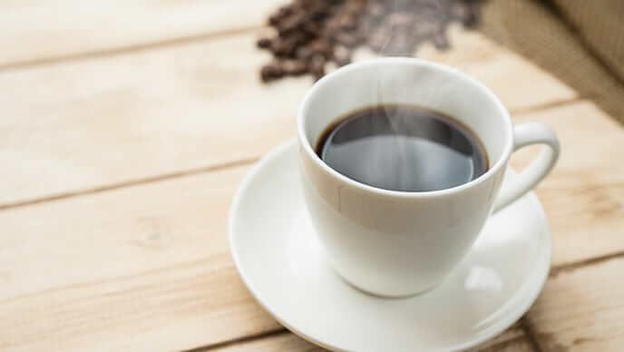 授乳中のコーヒー