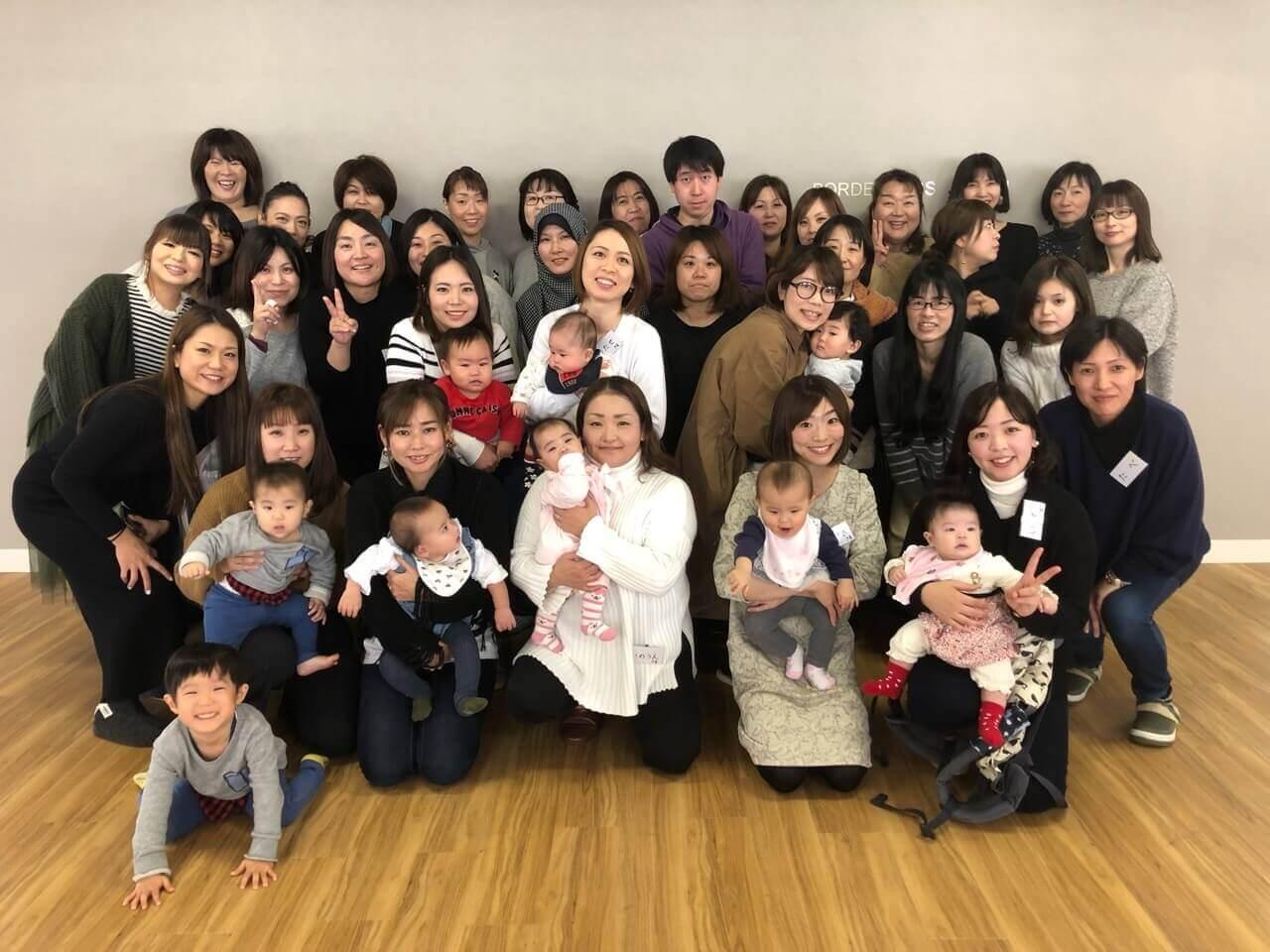 第2回授乳期ママ限定 AMOMAファンミーティングを開催します@東京