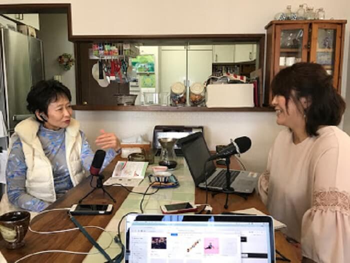 AMOMAラジオ初収録!浅井先生が母乳不足のお悩みに答えました