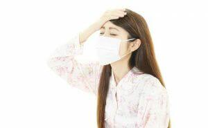 『インフルエンザにかかってしまいました。子どもに授乳しても大丈夫でしょうか。』