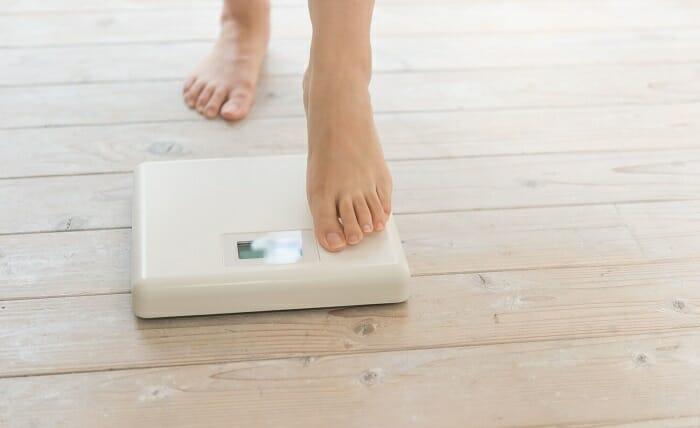体重コントロール