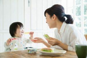 『離乳食が2回食に進んだころから授乳回数が減ってきました。おすすめのハーブティーはありますか。』