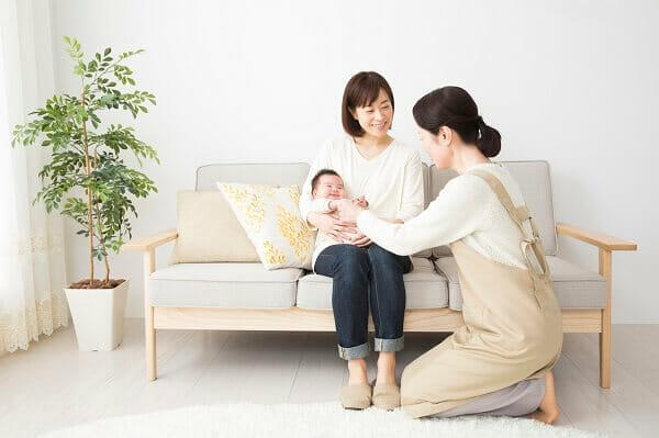 産後の家事