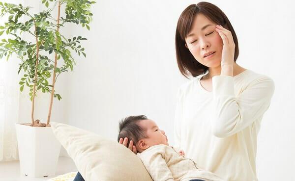 授乳中の頭痛