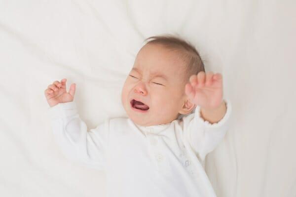 『赤ちゃんが泣いてばかりでいつも抱っこ。食事をとる時間もありません』