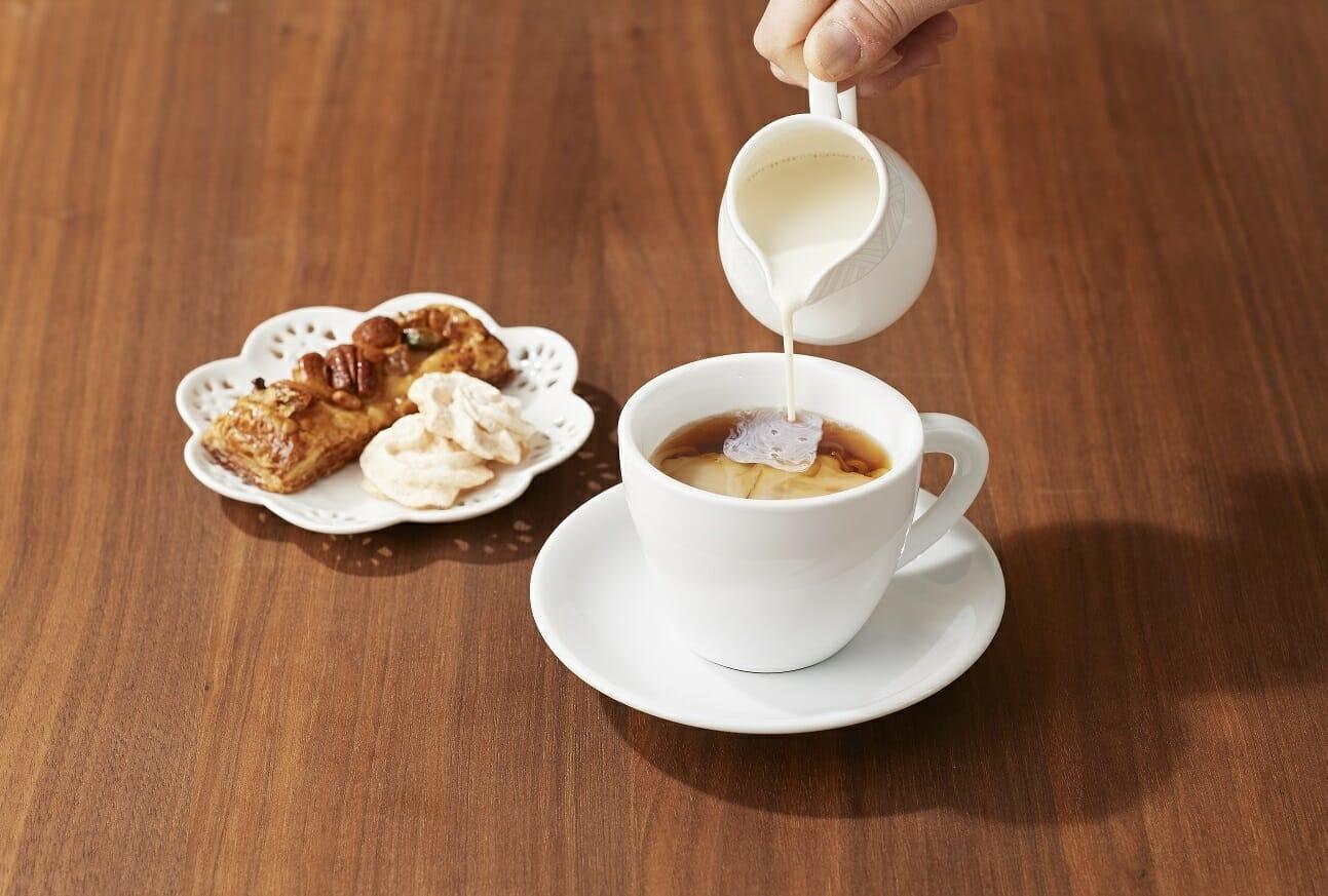 たんぽぽコーヒーアレンジ
