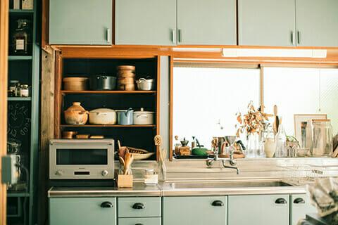 中村さんの台所